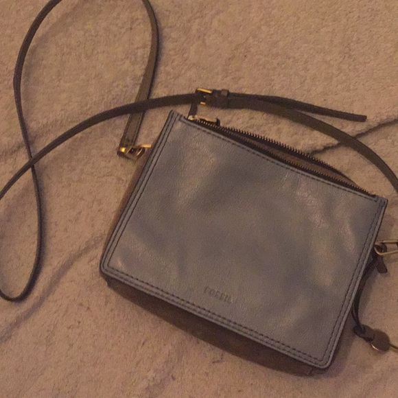 good looking special buy purchase newest Fossil Campbell mini leather crossbody